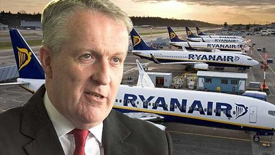 PETER BELLEW SERÁ EL NUEVO CHIEF OPERATIONS OFFICER DE RYANAIR