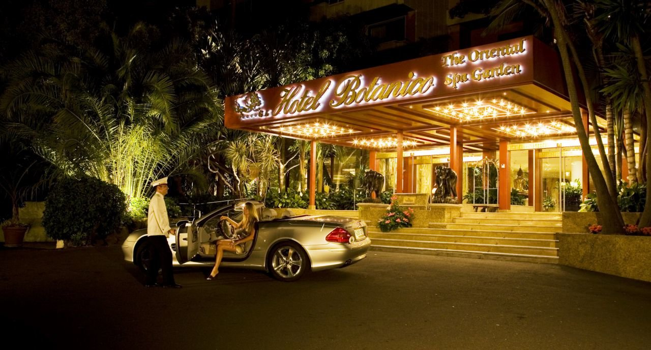 Cuatro hoteles de tenerife entre los 100 mejores del mundo - El botanico puerto de la cruz ...